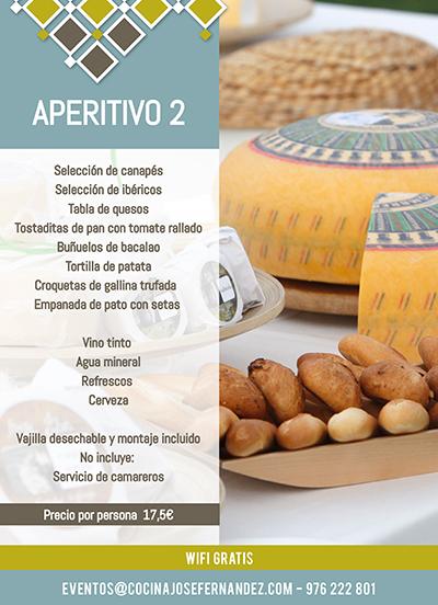 APERITIVOS 2